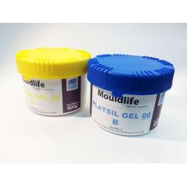 Силикон для моделирования PlatSil Gel 00 Mouldlife