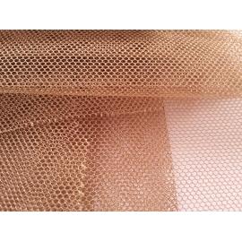 Тюль для основы парика, ширина 90 см
