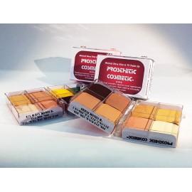 Палитры спецэффектов на кремовой основе 6 цв. RMG Palettes