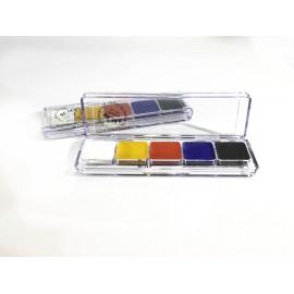 Компакт-палитра добавочных тонов 5 цв. Foundation Adjuster