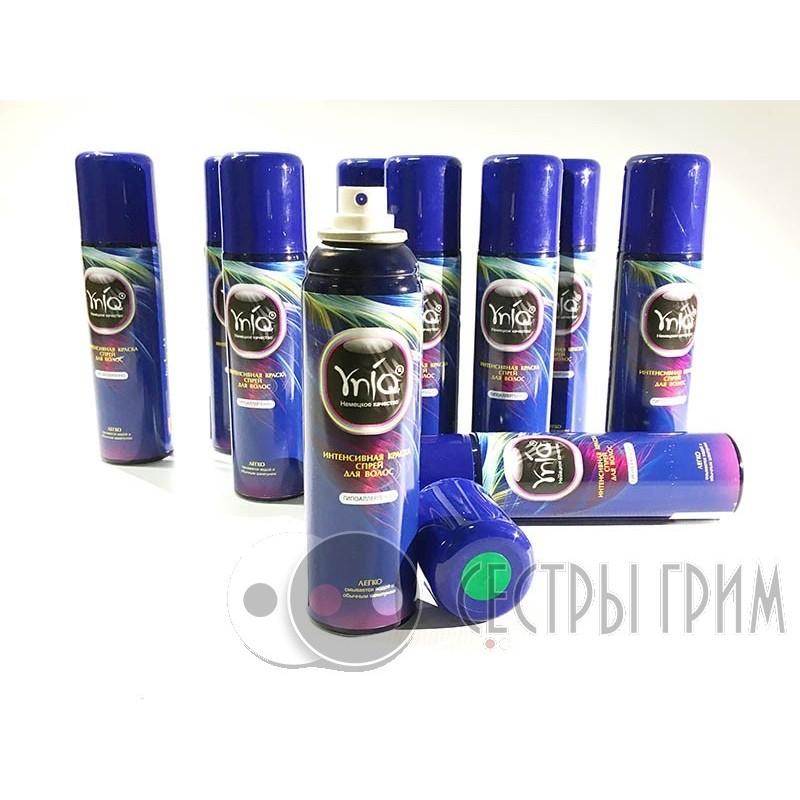 Спрей-краска для волос yniq купить