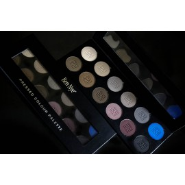 Палитра теней Glam Shadow Ben Nye 12 цветов