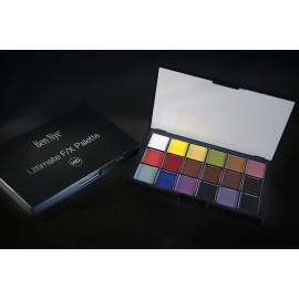 Палитра спецэффектов Ultimate FX Palette HD Ben Nye 18 цв.