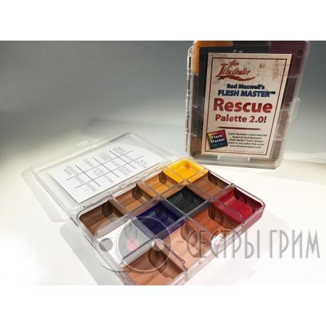Палитра спирторастворимых красок On Set Rescue 2.0!