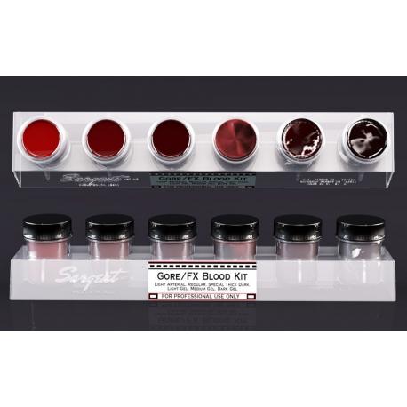 Коагулятры в палитре Gore/FX Blood Kit
