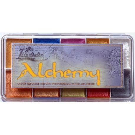 Палитра спирторастворимых красок Alchemy