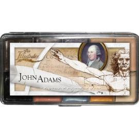 Палитра спирторастворимых красок John Adams