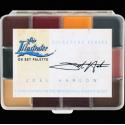 Палитра спирторастворимых красок On Set Signature Joel Harlow