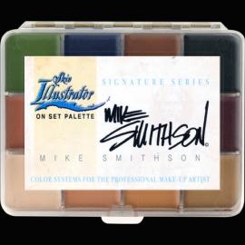 Палитра спирторастворимых красок On Set Signature Mike Smithson