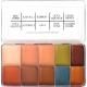 Палитра спирторастворимых красок Custom Palette Flesh & Complexion