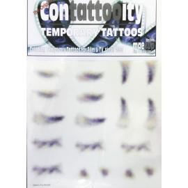 Синяки, ушибы, татуировки, царапины переводные